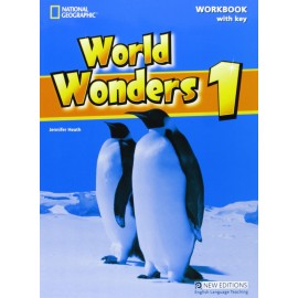 World Wonders 1 Workbook with Key