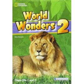 World Wonders 2 Class Audio CDs