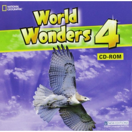 World Wonders 4 CD-ROM Cengage Learning 9781111218195