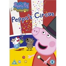 Peppa Pig: Peppa´s Circus and other stories DVD