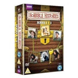 Horrible Histores: Complete Series 1-3 DVD