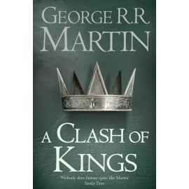 A Clash of Kings (UK edition)