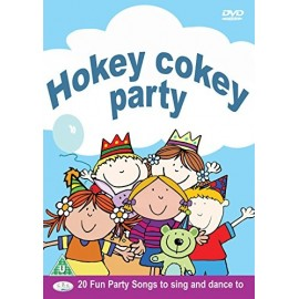 Hokey Cokey Party DVD