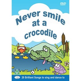 Never Smile at a Crocodile DVD