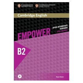 Empower Upper-Intermediate Workbook with Answers + Audio download