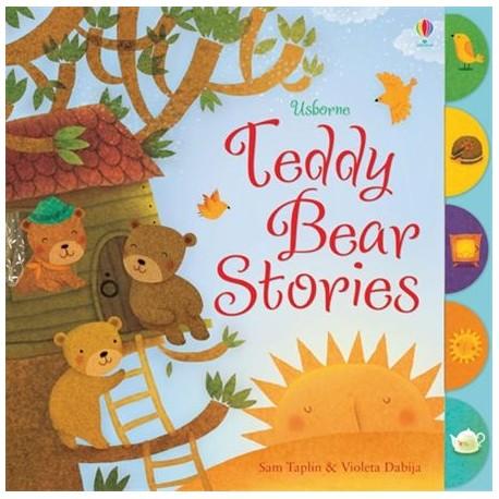 Teddy Bear Stories Usborne Publishing 9781409535232