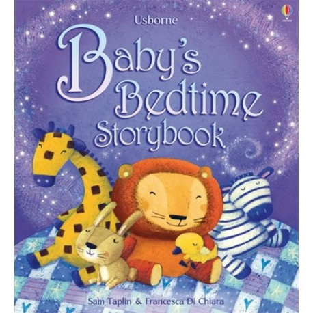 Baby's Bedtime Storybook Usborne Publishing 9781409524663