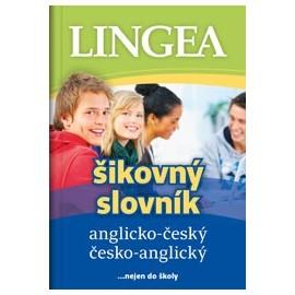 Lingea : Anglicko-český / Česko-anglický šikovný slovník 4. vydání