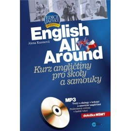 English All Around: Kurz angličtiny pro školy a samouky + MP3 Audio CD