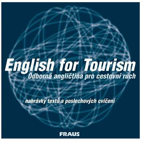 English for Tourism CD Fraus 8594022780474