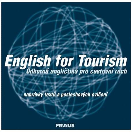 English for Tourism CD Fraus 8594022780474