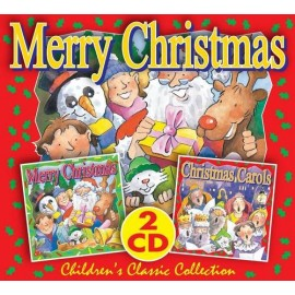 Merry Christmas 2 CD Children's Classic Collection