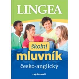 Lingea: Česko-anglický školní mluvník