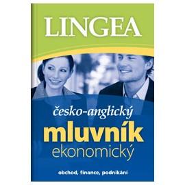 Lingea: Česko-anglický mluvník ekonomický