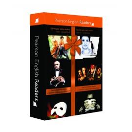 Vánoční balíček Pearson English Readers 1