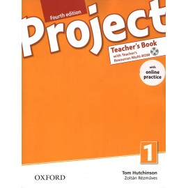 Project 1 Fourth Edition Teacher's Book + Teacher's Resources MultiROM with Online Practice