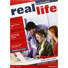 Real Life Pre-intermediate Student's Book