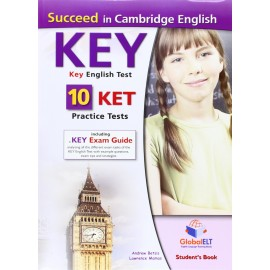 Succeed in Cambridge English Key 10 Practice Tests Self-Study Edition
