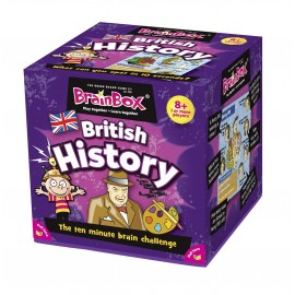BrainBox British History