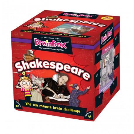 BrainBox Shakespeare