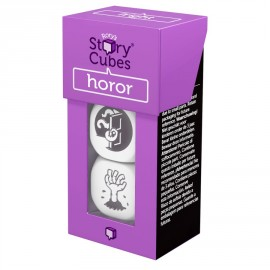Rory's Story Cubes Mix: Fright