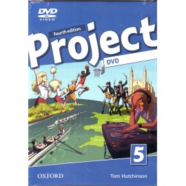 Project 5 Fourth Edition DVD