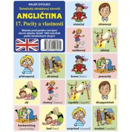 Angličtina-pexeso 17. Pocity a vlastnosti