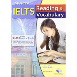 Succeed in IELTS Reading & Vocabulary Self-study Pack