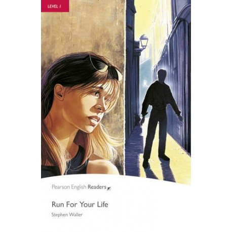 Run For Your Life + CD Pearson 9781405878197