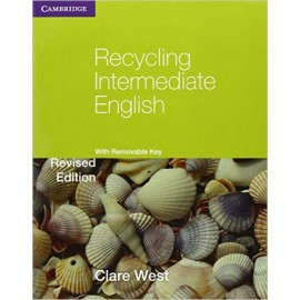 Recycling Intermediate English (with removable key)
