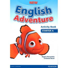 New English Adventure Starter A Activity Book + Songs & Stories CD