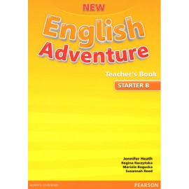 New English Adventure Starter B Teacher's Book