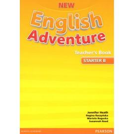 New English Adventure Starter B Teacher's Book