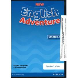 New English Adventure Starter A Active Teach (Interactive Whiteboard Software)