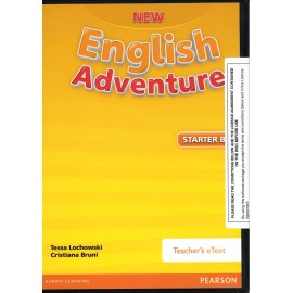 New English Adventure Starter B Active Teach (Interactive Whiteboard Software)