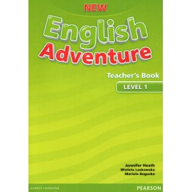 New English Adventure 1 Teacher's Book