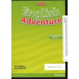 New English Adventure 1 Active Teach (Interactive Whiteboard Software)
