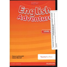 New English Adventure 2 Active Teach (Interactive Whiteboard Software)