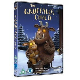 The Gruffalo's Child DVD