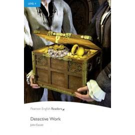 Detective Work + MP3 Audio CD