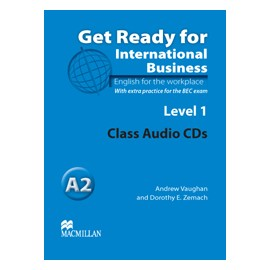 Get Ready For International Business 1 BEC Class Audio CD