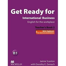 Get Ready For International Business 2 Teacher's Book