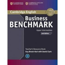 Business Benchmark Second Edition Upper Intermediate BULATS and Business Vantage Teacher's Resource Book