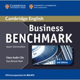 Business Benchmark Second Edition Upper Intermediate BULATS Class Audio CDs