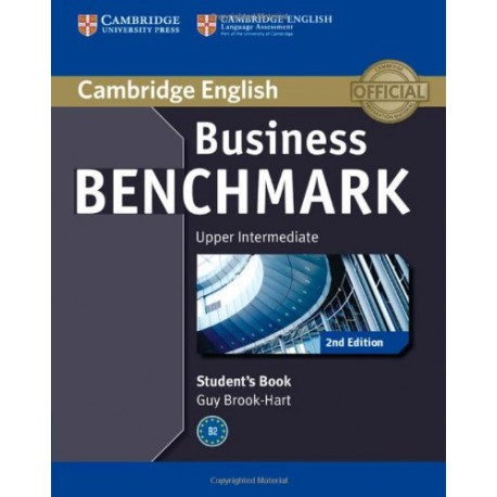 Business Benchmark Second Edition Upper Intermediate BULATS Student's Book Cambridge University Press 9781107639836