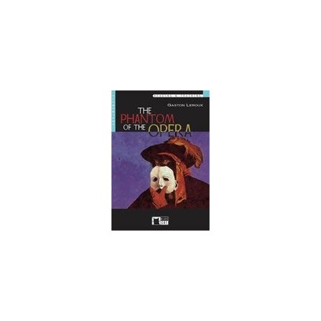 The Phantom of the Opera + CD Black Cat - CIDEB 9788877546227