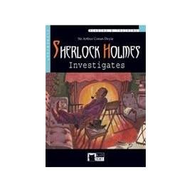 Sherlock Holmes Investigates + CD