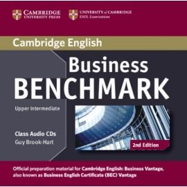 Business Benchmark Second Edition Upper Intermediate Class Audio CDs