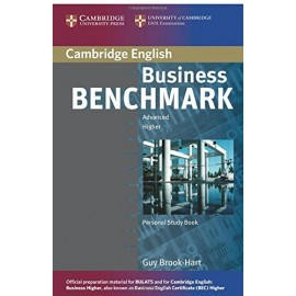 Business Benchmark Advanced Personal Study Book BEC and BULATS Edition