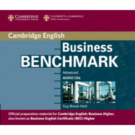 Business Benchmark Advanced Audio CD BEC Higher Edition